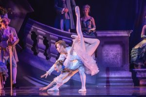 Sleeping Beauty, Aurora and Prince Desire