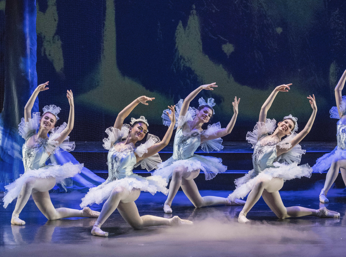 The Nutcracker, Ice-Fairies